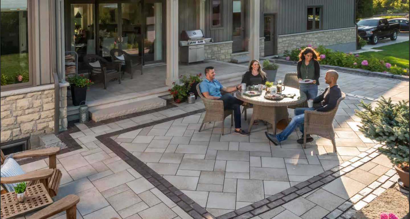 Your Complete Source For Unilock Pavers